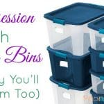 My Obsession with Storage Bins (and Why You'll Love Them Too)