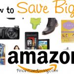 How to Save Big on Amazon