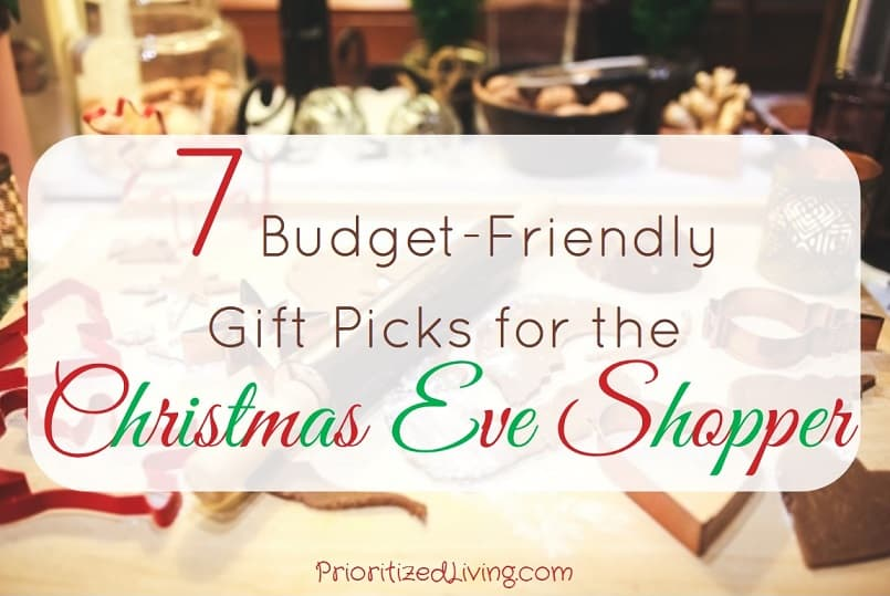 7 Budget-Friendly Gift Picks for the Christmas Eve Shopper