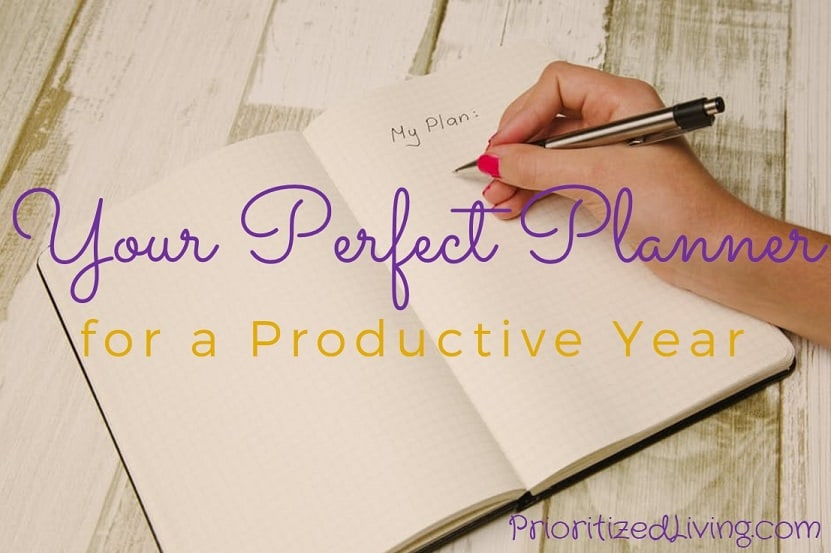 Your Perfect Planner for a Productive Year