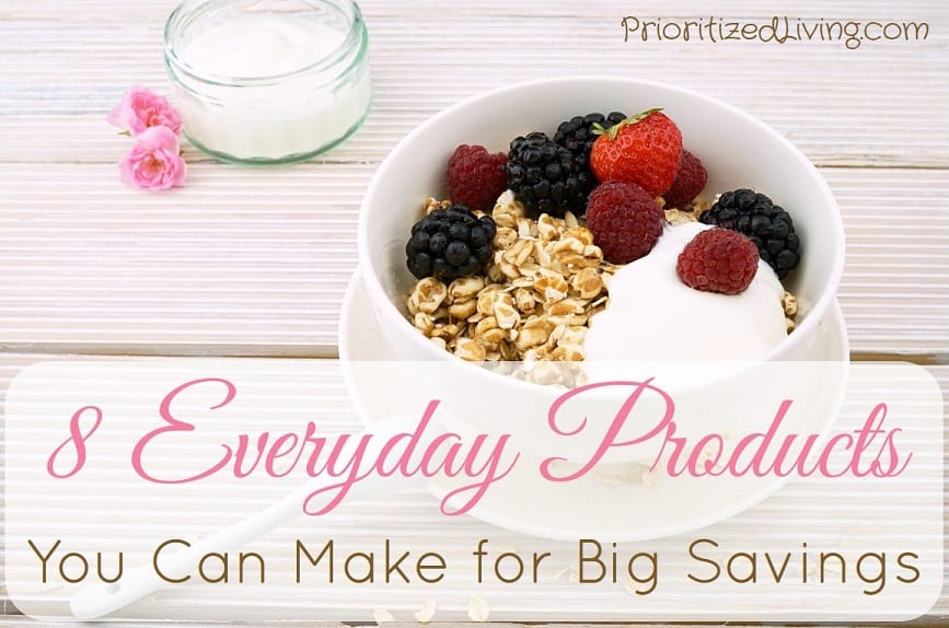 8 Everyday Products You Can Make for Big Savings