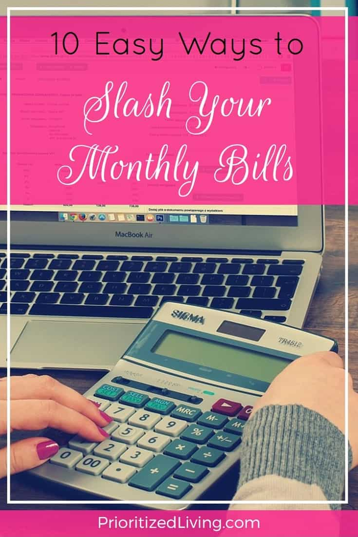 What if you could hold on to more of your heard-earned money? Save hundreds or even thousands a year with these easy-to-implement tips. - Prioritized Living