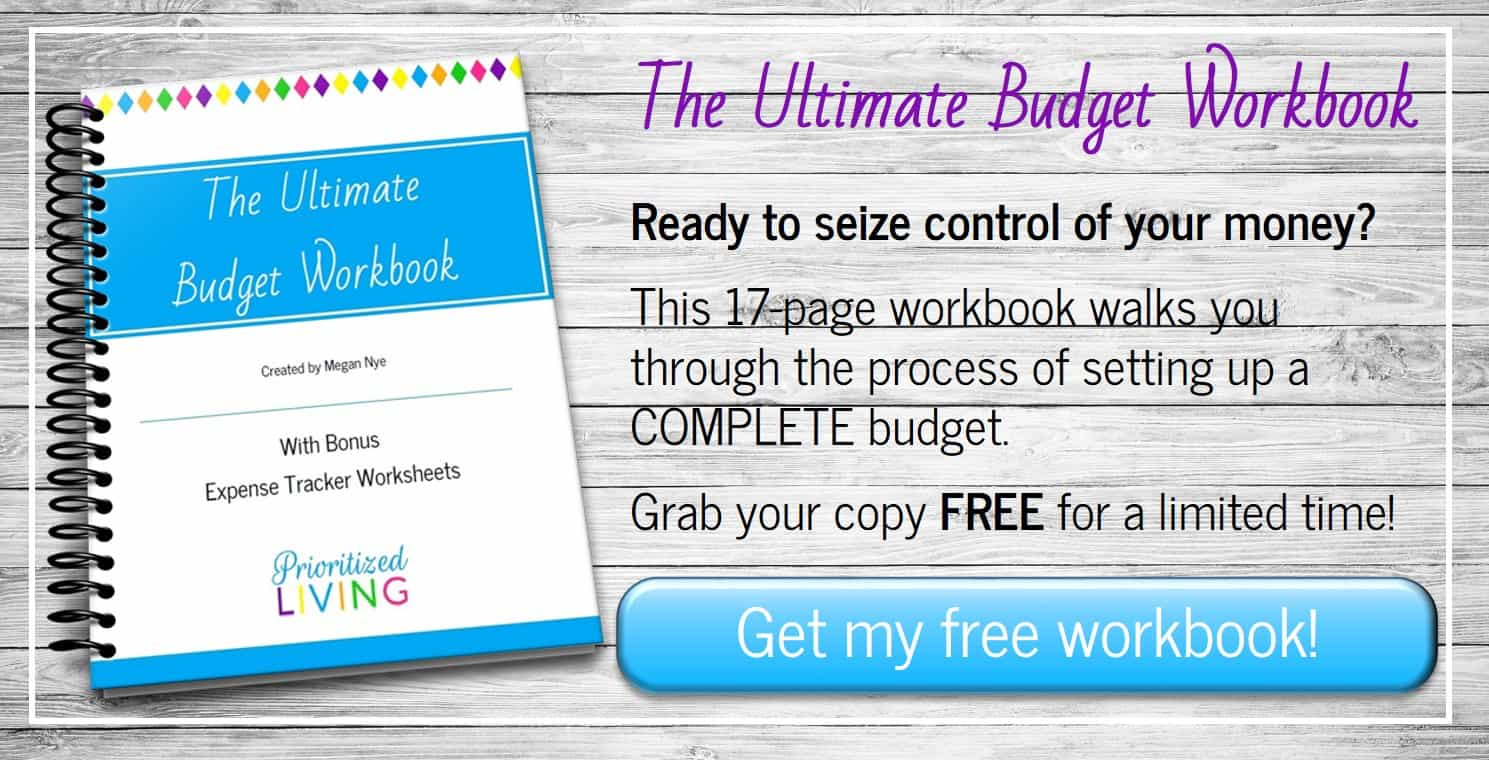 The Ultimate Budget Workbook