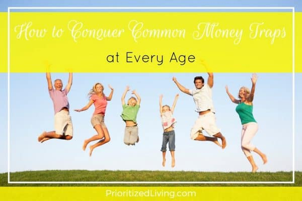 How to Conquer Common Money Traps at Every Age