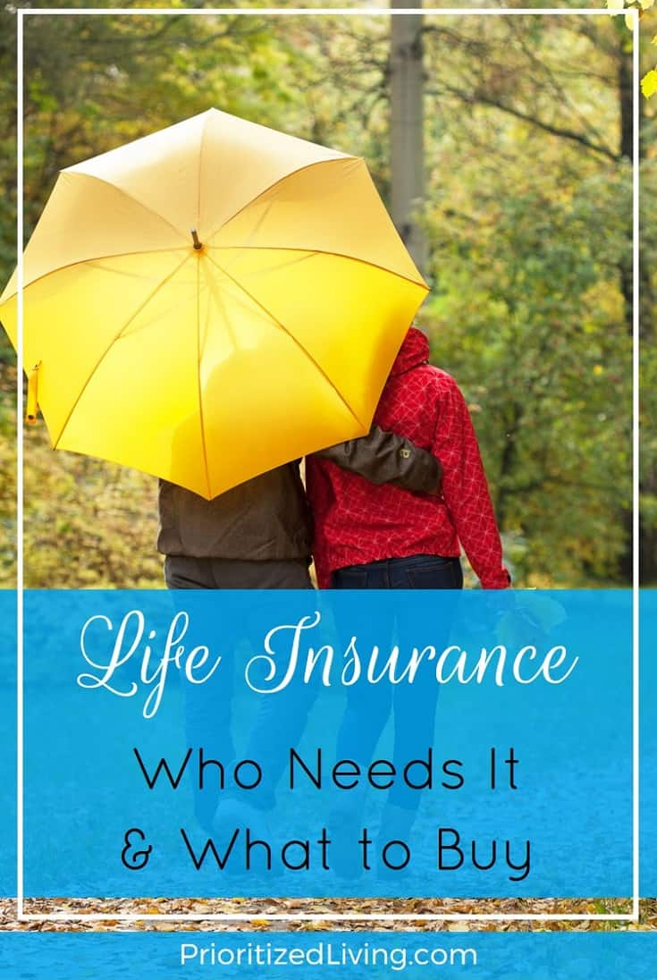 Getting a life insurance policy probably is easier and less costly than you think. And protecting your family is priceless. | Life Insurance: Who Needs It & What to Buy | Prioritized Living