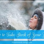 How to Take Stock of Your Year
