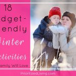 18 Budget-Friendly Winter Activities Your Family Will Love