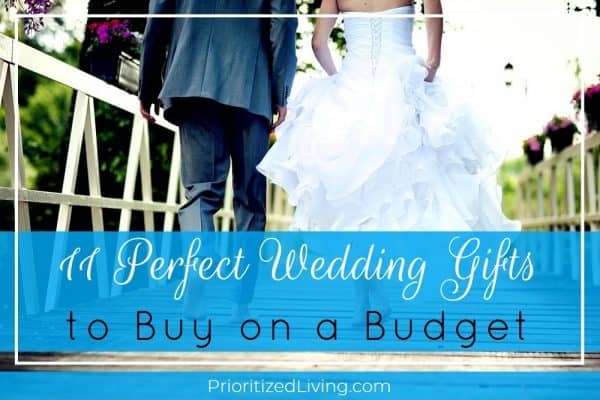 11 Perfect Wedding Gifts to Buy on a Budget