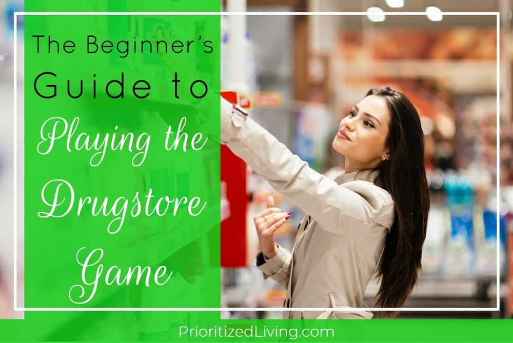 The Beginner's Guide to Playing the Drugstore Game