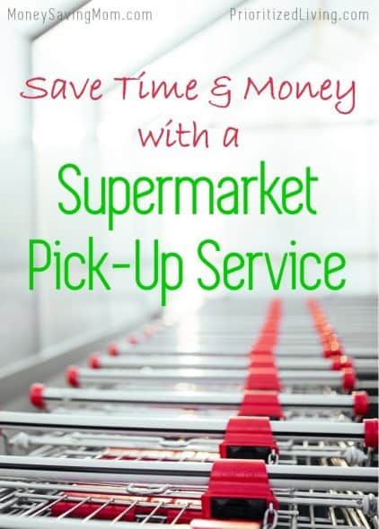 Save Time and Money with a Supermarket Pick-Up Service