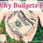 Why Budgets Fail (Part 1)