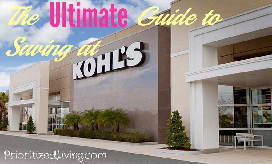 The Ultimate Guide to Saving at Kohls