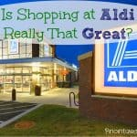 Is Shopping at Aldi Really That Great?