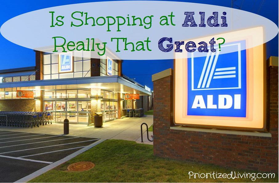 Is Shopping at Aldi Really That Great