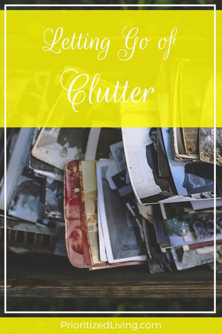 Tired of drowning in stuff? Need some motivation? Consider these eight reasons to get rid of clutter that's choking your space and your life. | Letting Go: Why You Should Get Rid of Clutter | Prioritized Living