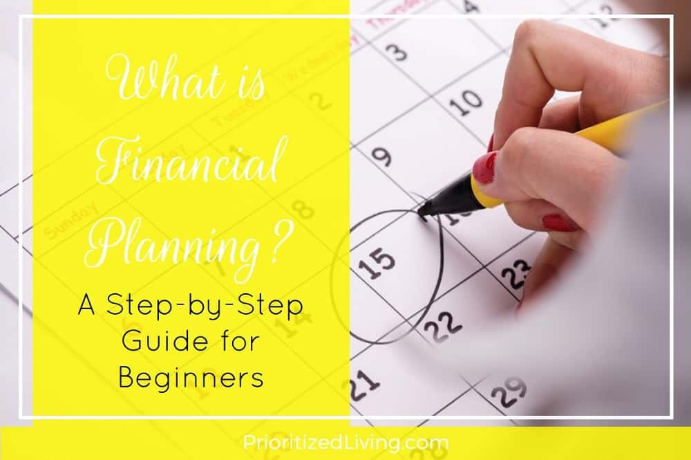 What is Financial Planning - A Step-by-Step Guide for Beginners