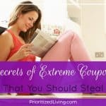 5 Secrets of Extreme Couponers That You Should Steal