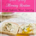How to Craft a Foolproof Morning Routine That Saves Your Sanity | Prioritized Living