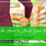 Skip the Store & Stock Your Pantry with Target Subscriptions