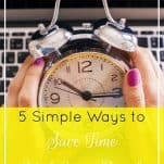 5 Simple Ways to Save Time With Your E-Mail | Prioritized Living