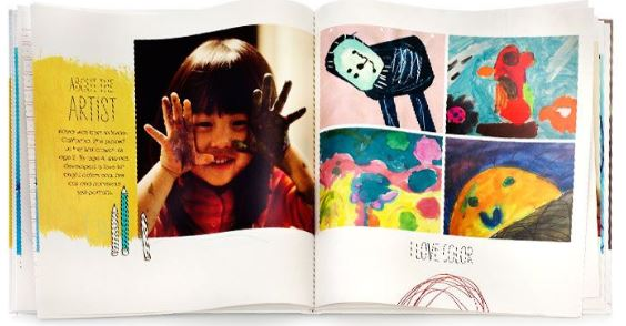 Shutterfly Mini Masterpieces Photo Book