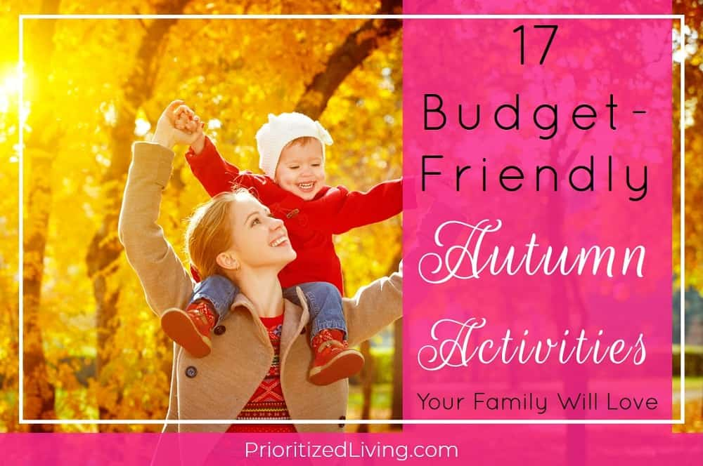 17 Budget-Friendly Autumn Activities Your Family Will Love