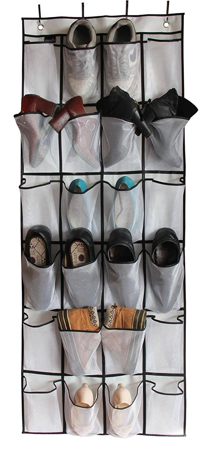 Over-the-Door Pocket Organizer