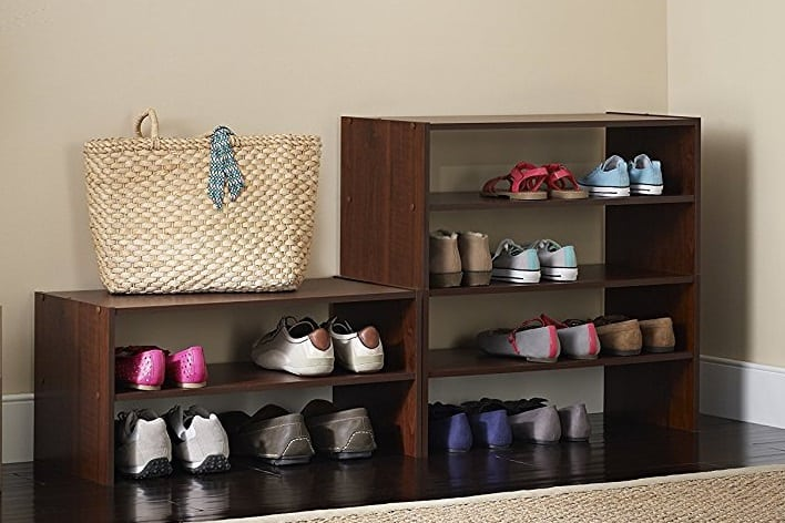Stackable Shoe Rack Organizer