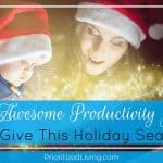 13 Awesome Productivity Gifts to Give This Holiday Season