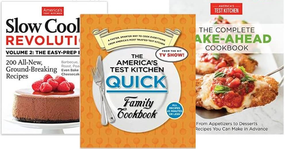 Quick Meals Cookbooks