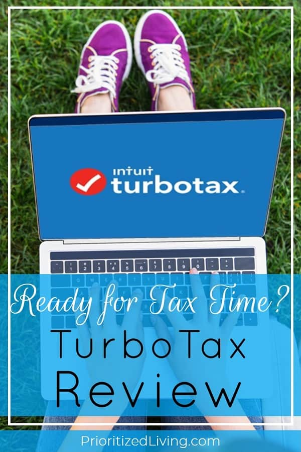 Curious about tax preparation software like TurboTax? I'm sharing 12 things I love about TurboTax and how you can choose the product that's right for you! | Ready for Tax Time? My TurboTax Review | Prioritized Living
