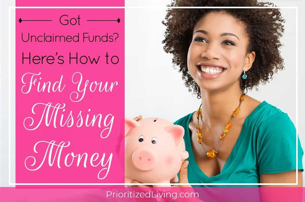 Got Unclaimed Funds? Here's How to Find Your Missing Money