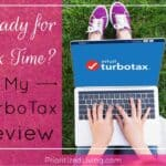 Ready for Tax Time? My TurboTax 2020 Review