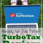 Ready for Tax Time? My TurboTax Review